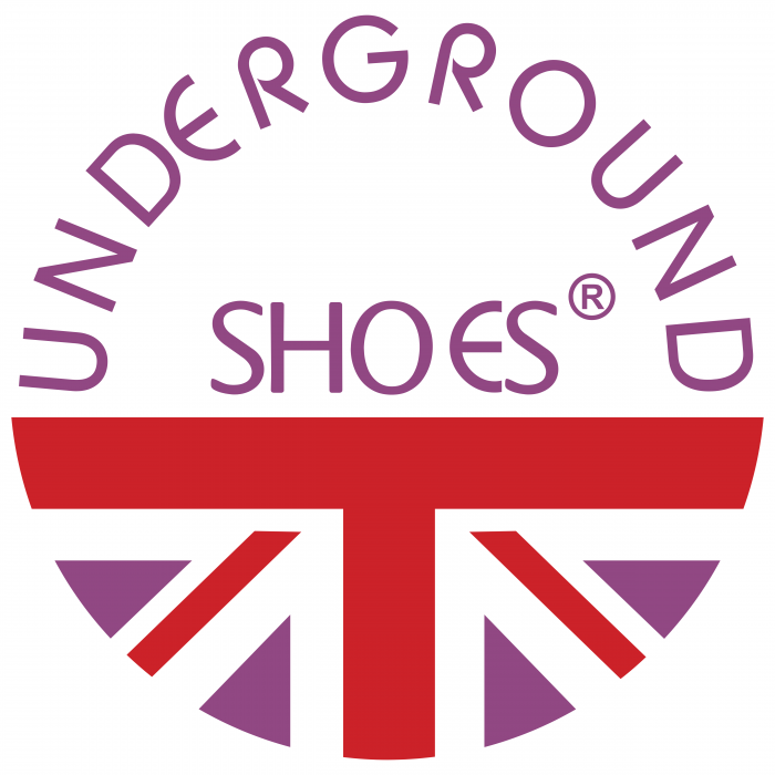 Underground Shoes logo cercle