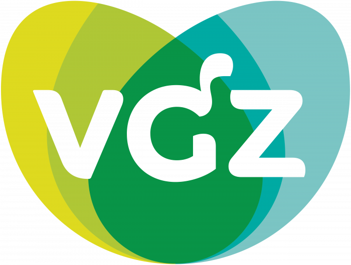 VGZ logo colour