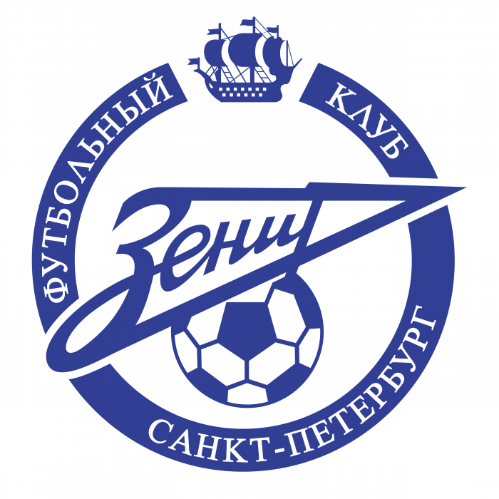 Zenit logo peterburg