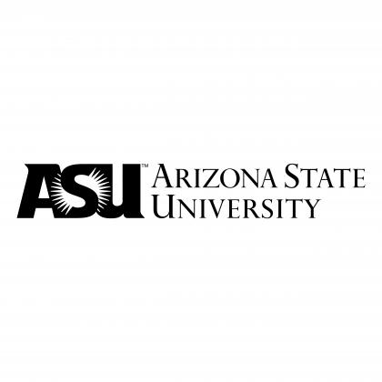 ASU logo black