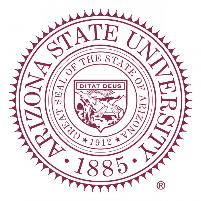 ASU logo cercle