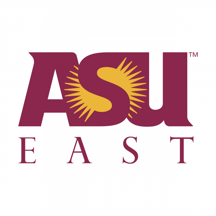 ASU logo east