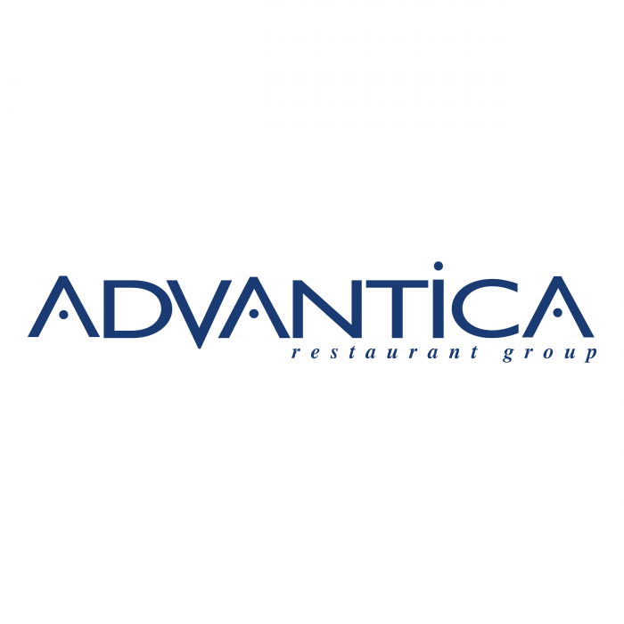 Advantica Restaurant Group logo blue