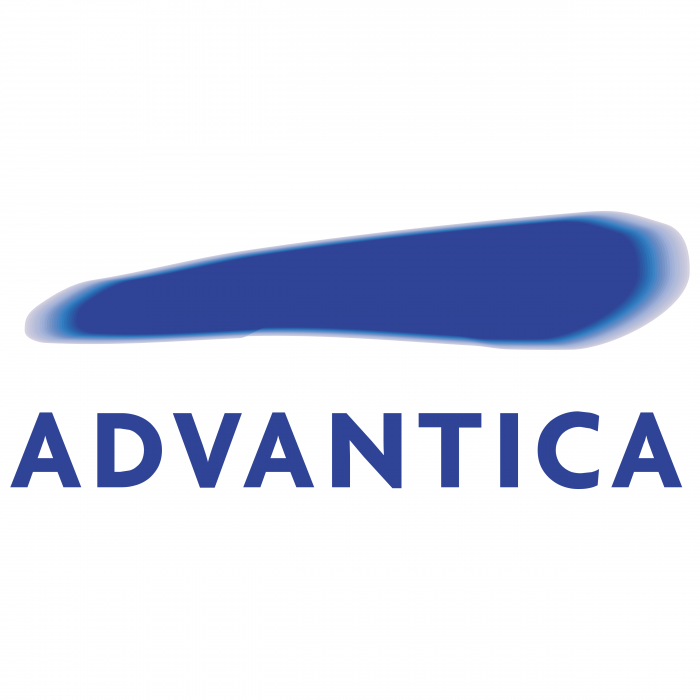 Advantica Technology logo blue