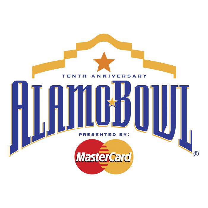 Alamo Bowl logo pink