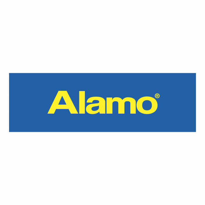 Alamo logo blue