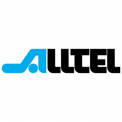 Alltel logo black