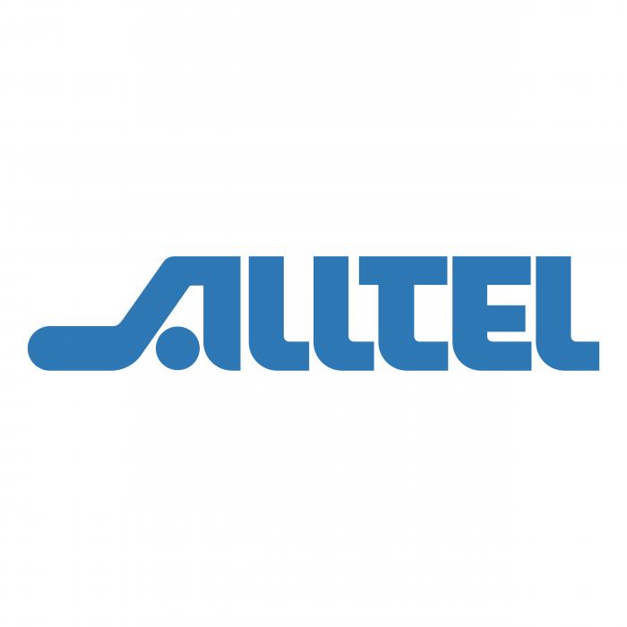 Alltel logo blue