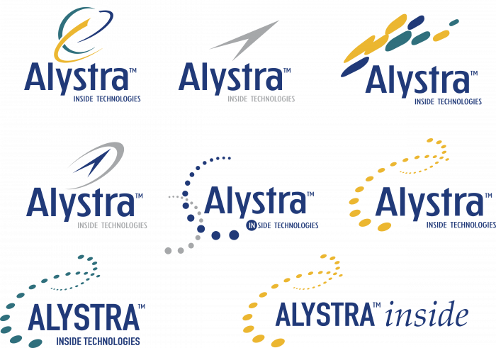 Alystra Inside Technologies logo all