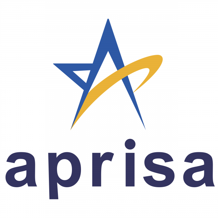 Aprisa logo colour