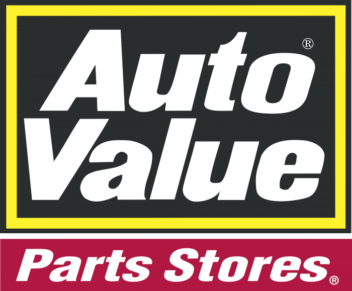 Auto Value logo colour