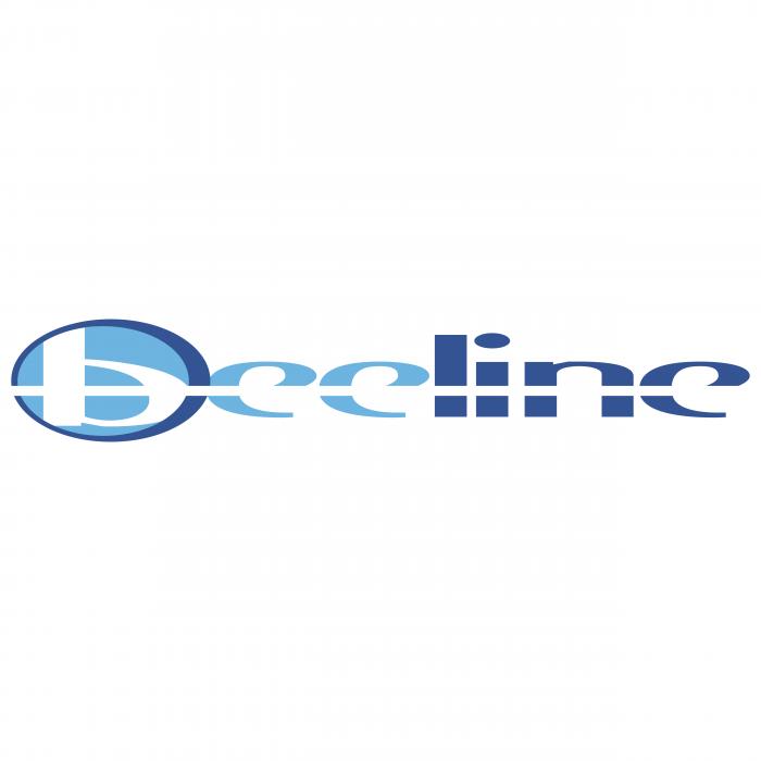 Beeline logo blue