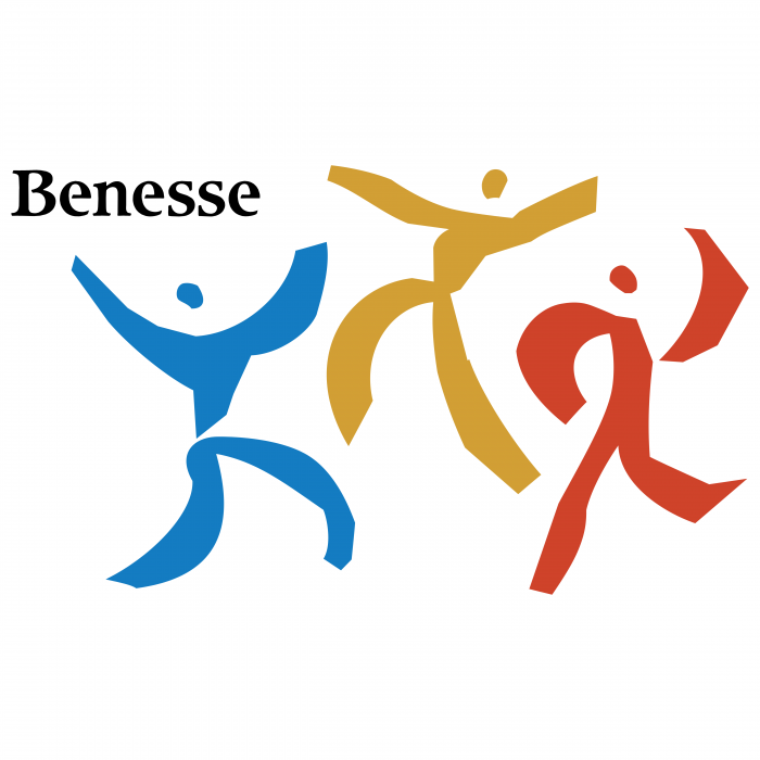 Benesse logo colour