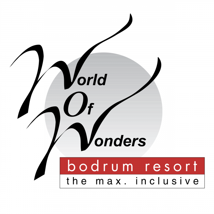 Bodrum Resort logo grey