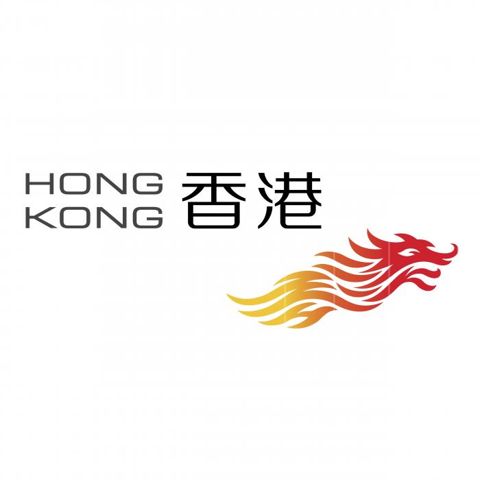 Brand Hong Kong logo red