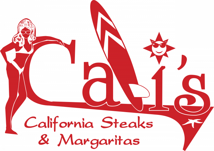 California Steacks logo red