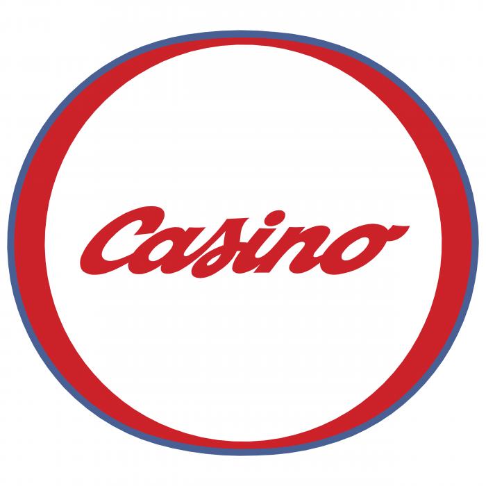 Casino logo cercle