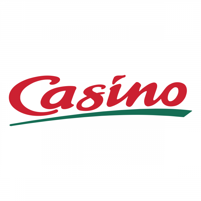 Casino logo green