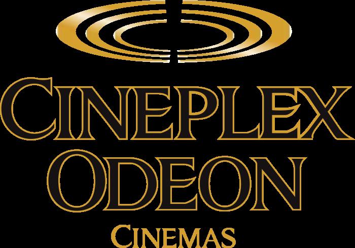 Cineplex Odeon Cinemas logo gold