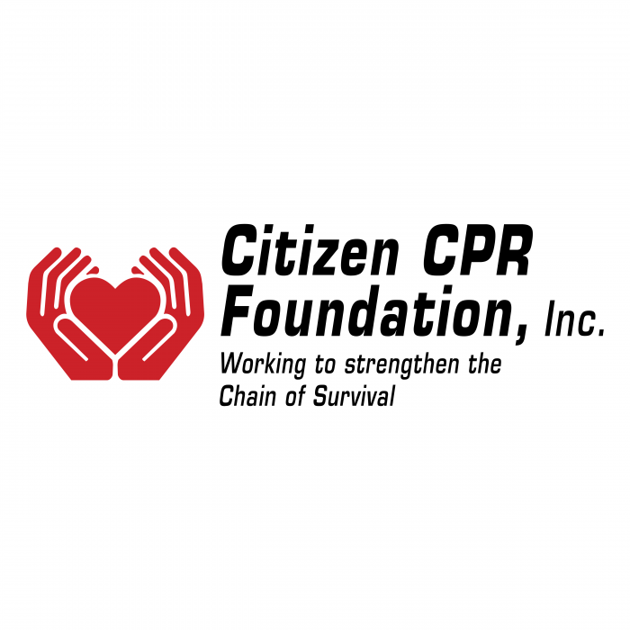 Citizen CPR Foundation logo heart