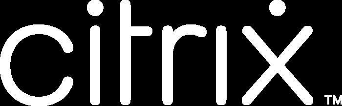 Citrix Logo white