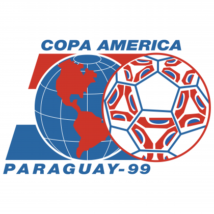 Copa America Paraguay logo 99