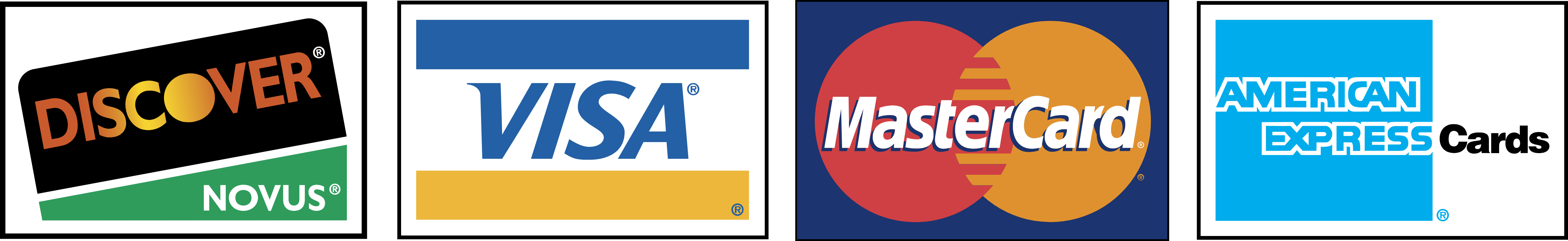 credit card � logos download