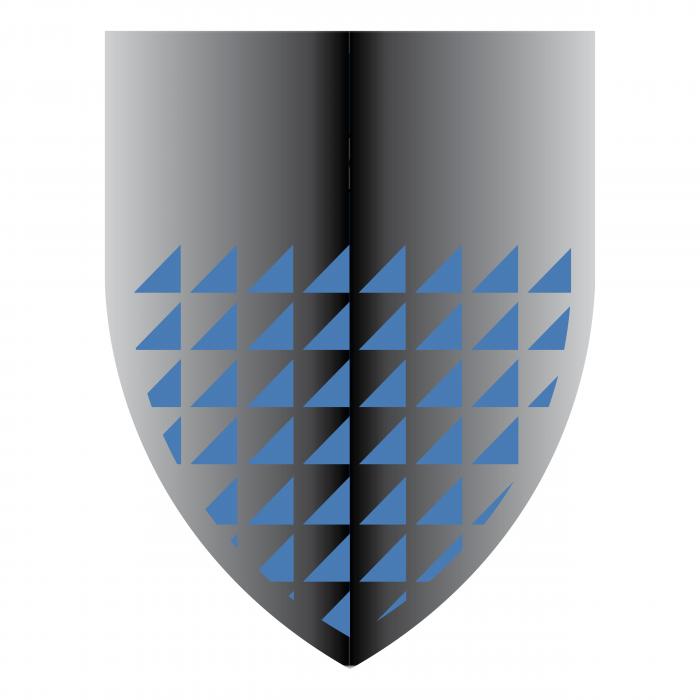 Dacia logo metal