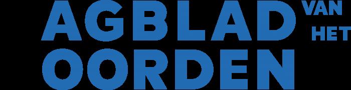 Dagblad Van Het Noorden logo blue