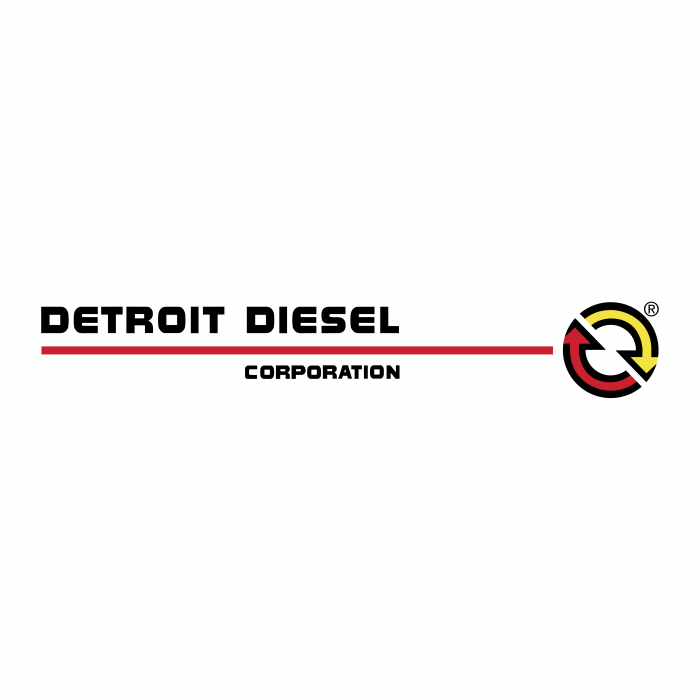 Detroit Diesel logo corporation