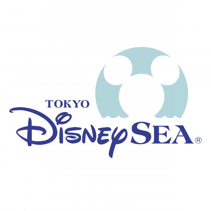 Disneyland Sea logo tokyo