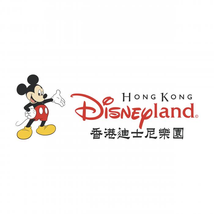 Disneyland logo hong kong