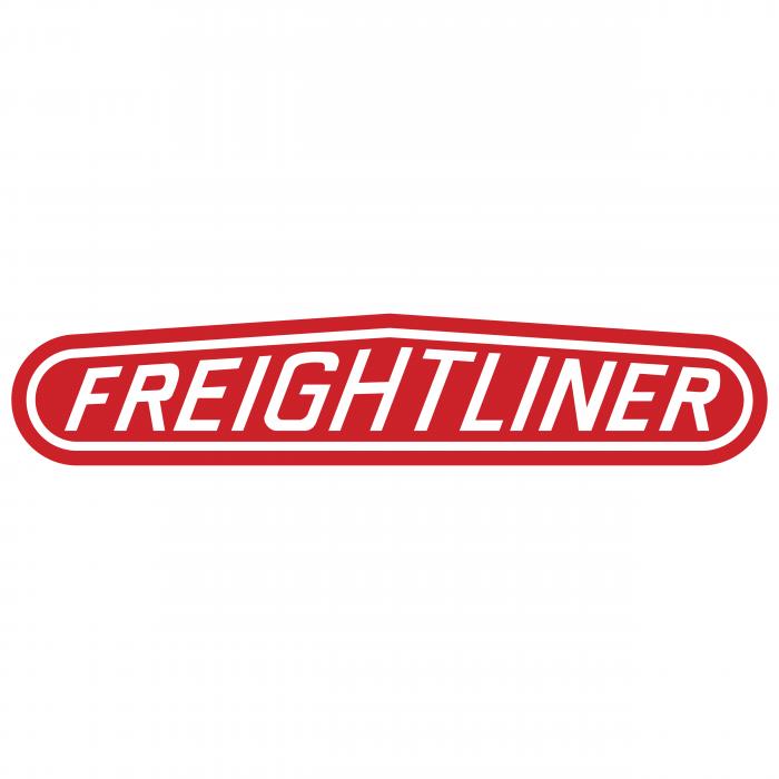 Freightliner logo red