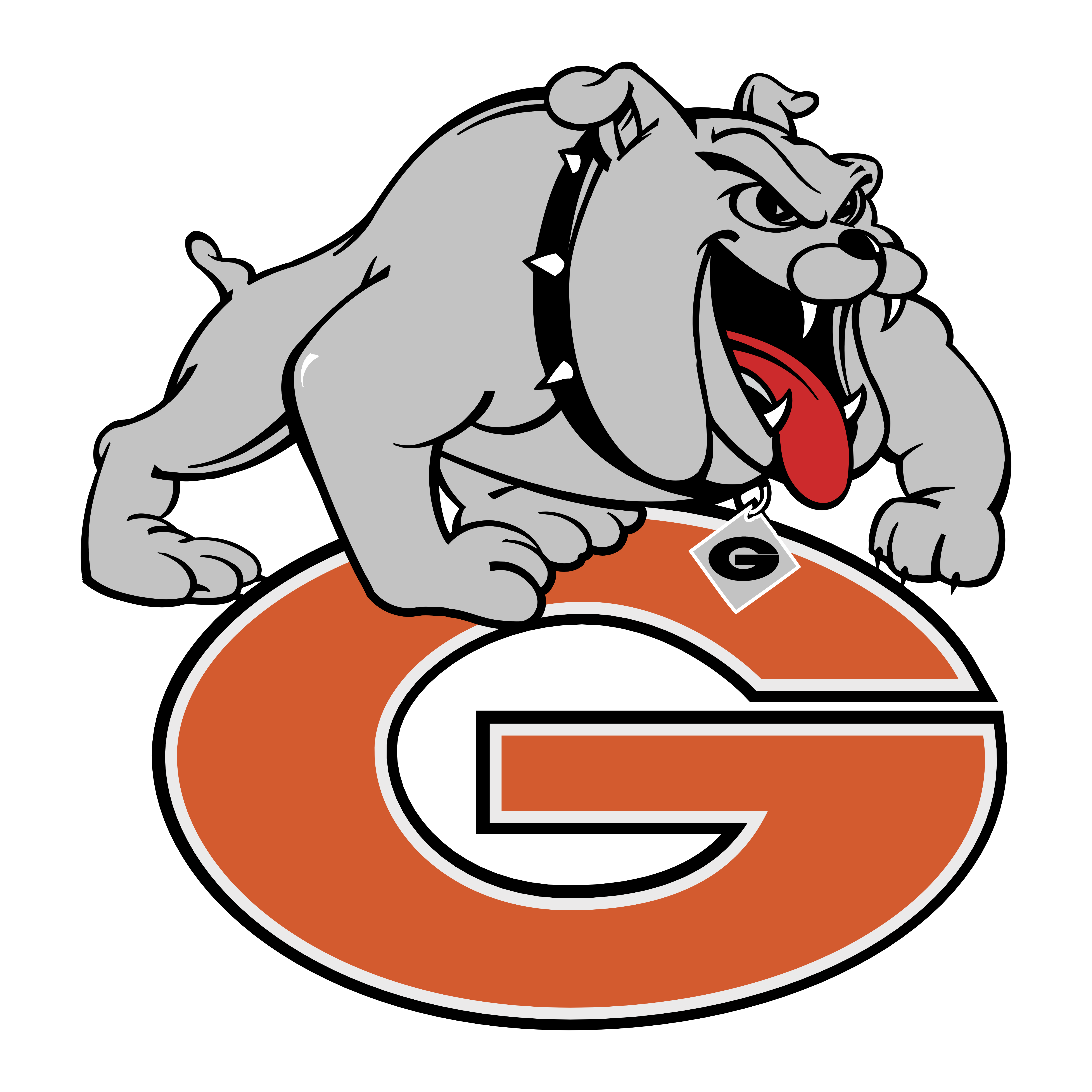 georgia bulldogs � logos download