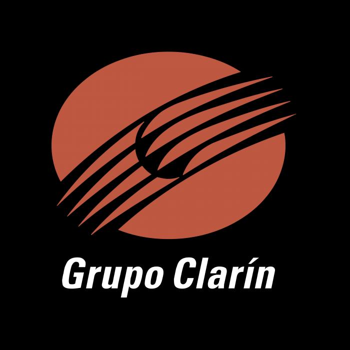 Grupo Clarin logo cube