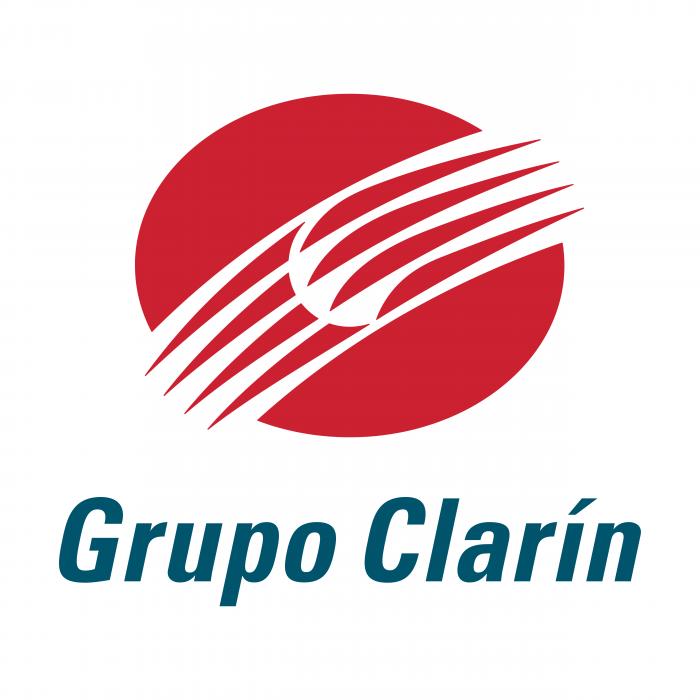 Grupo Clarin logo red