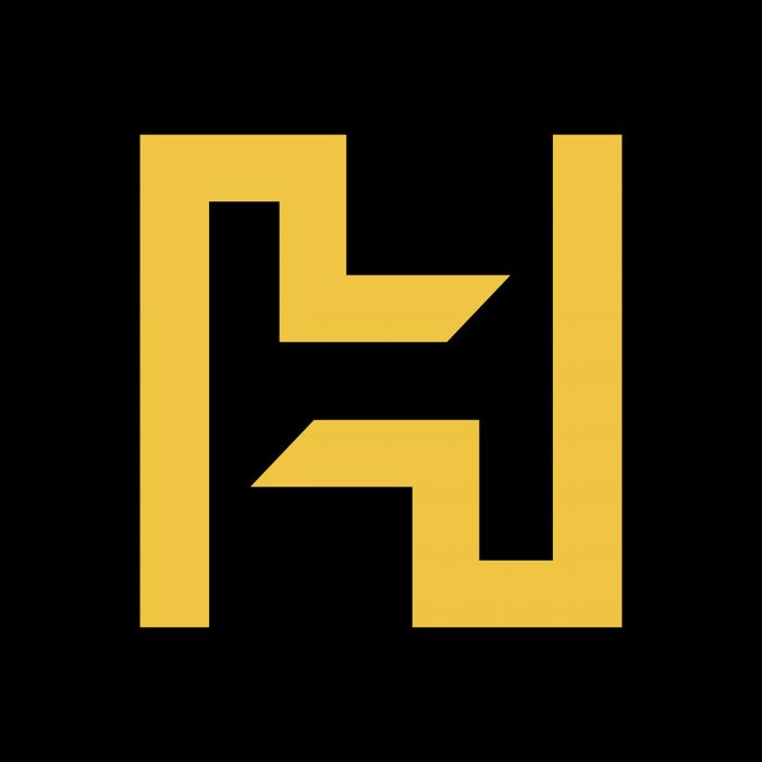 Haines Design logo yellow