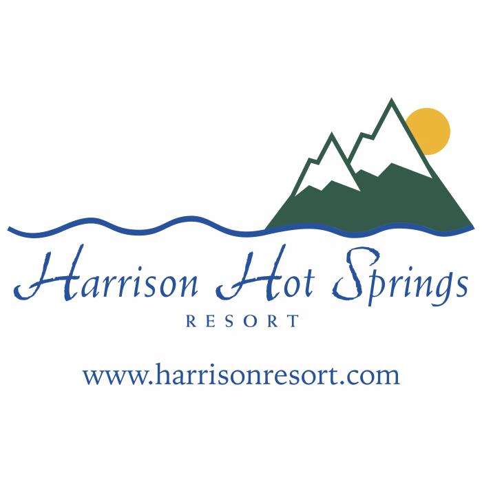 Harrison Hot Springs logo resort