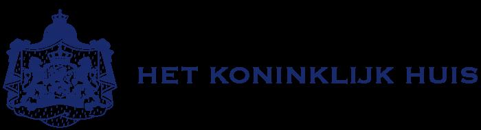 Het Koninklijk Huis logo blue