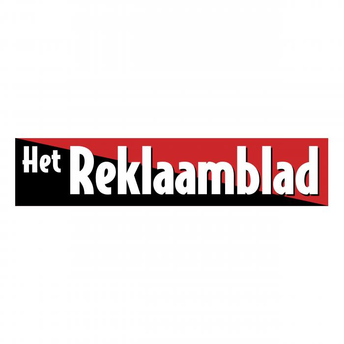 Het Reklaamblad logo red