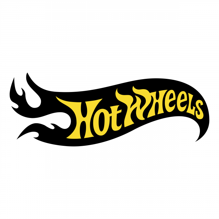 Hot Wheels logo bl