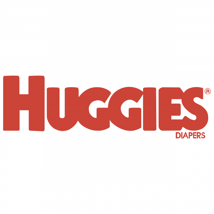 Huggies logo red