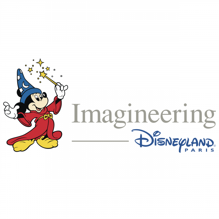 Imagineering Disneyland Paris logo mikki