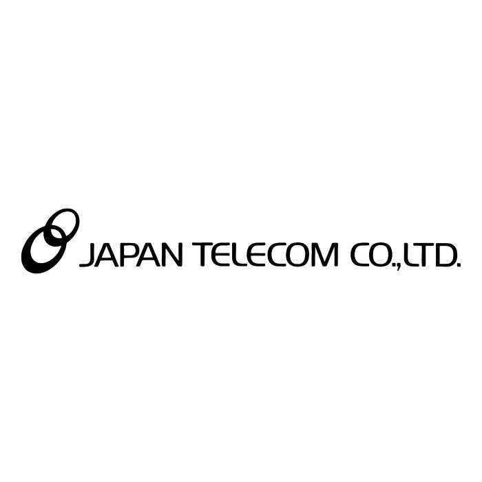 Japan Telecom logo black