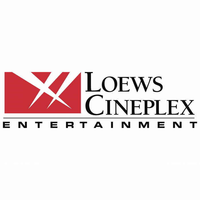 Loews Cineplex logo red