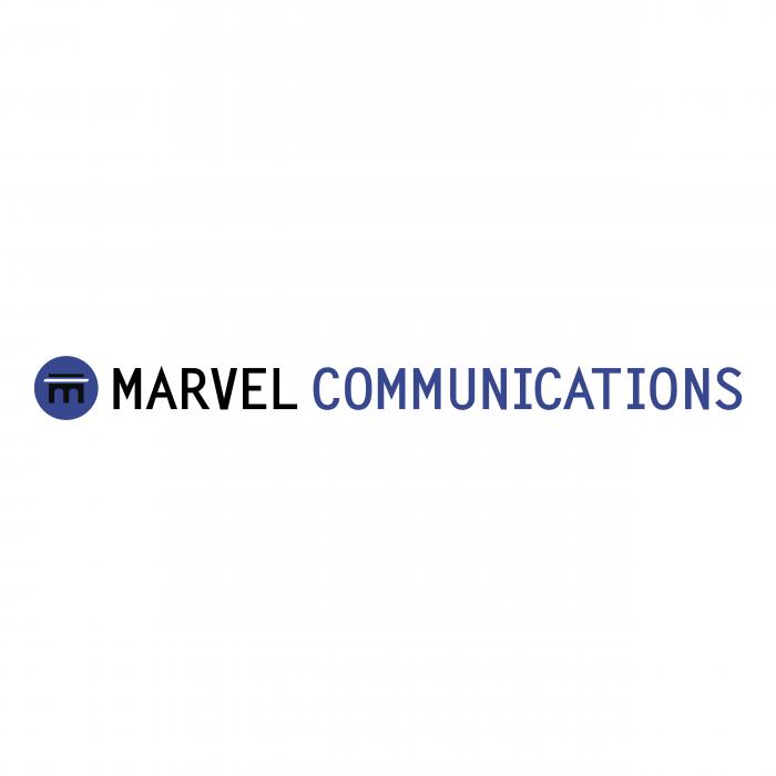 Marvel logo communications