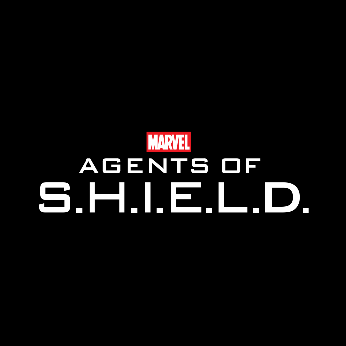 Marvels Agents of Shield logo black