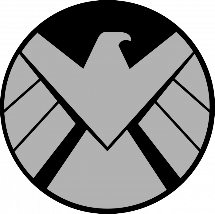 Marvels Agents of Shield logo cercle