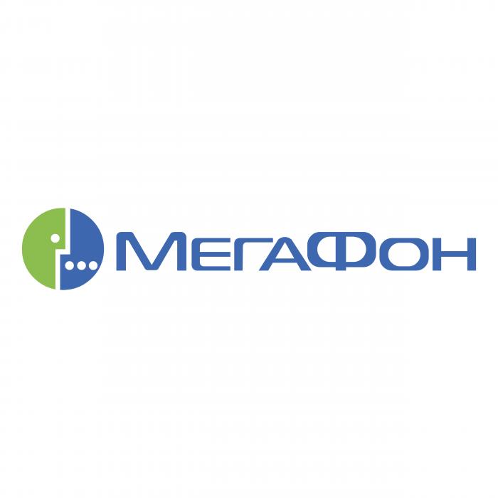 MegaFon logo brand