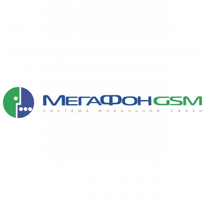MegaFon logo gsm